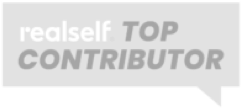 realself top contributer logo
