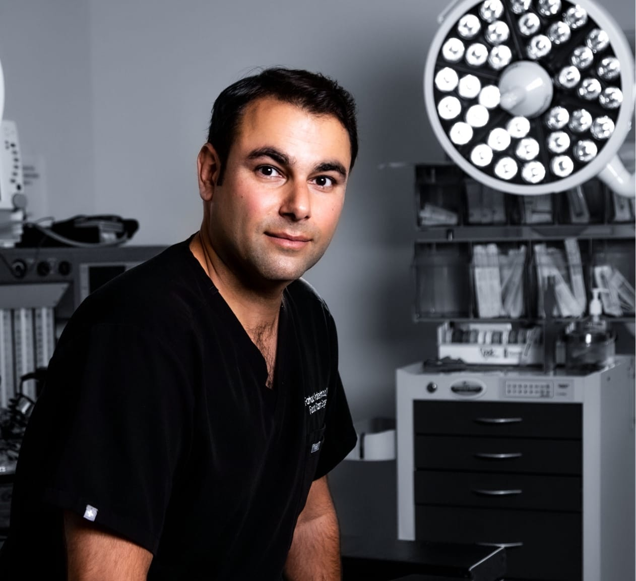 Why Choose Dr. Farhad Ardesh